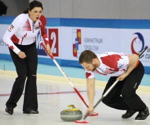 World Mixed Doubles Curling Championship 2015